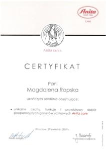 certyfikat Anita mały 211x300 - O mnie
