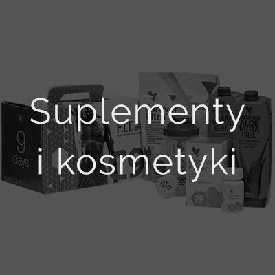 suplementy i kosmetyki - Strona główna