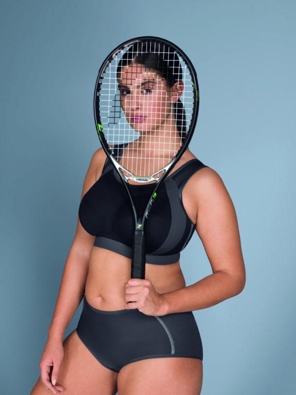 Anita Maximum Support 1 stanik sportowy duzy biust 600x801 - Biustonosz sportowy Extreme Control Plus DUŻY BIUST